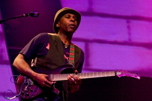 Vernon Reid of Living Colour Serves Up Artificial Africa