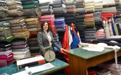 Small Business Spotlight: Mendel Goldberg Fabrics